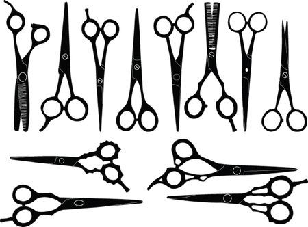 scissors - vector Illustration