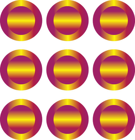 button - vector Vector