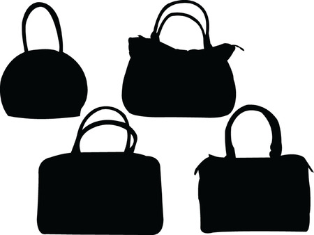 purses collection 2 - vector Vector