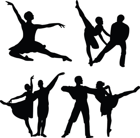 ballet collection  Vector