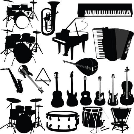 tambores: instrumentos musicales