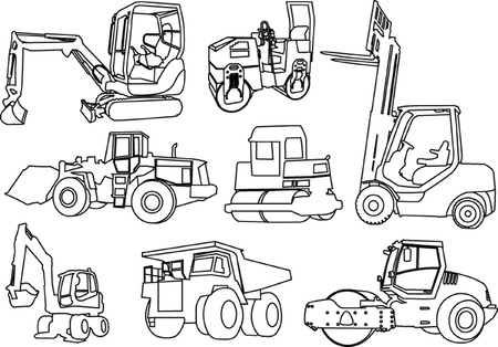 roller compactor: construction machines