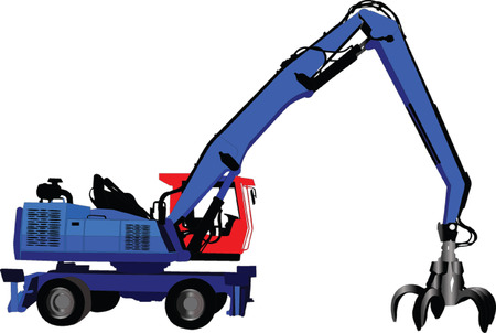 loader 2 - vector Stock Vector - 8243177