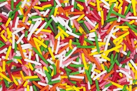 Sugar sprinkles  photo