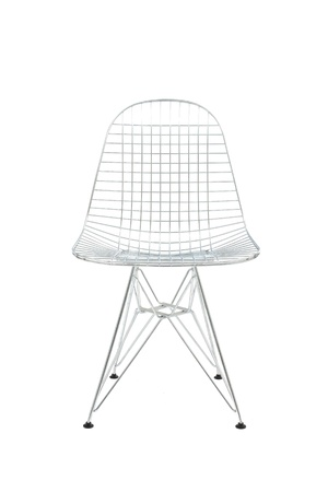Retro chair isolated on white background Stock Photo - 13525988