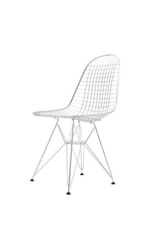 retro: Retro chair isolated on white background
