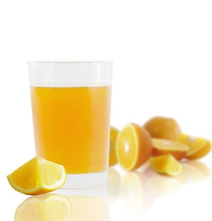 Orange juice Stock Photo - 9670447