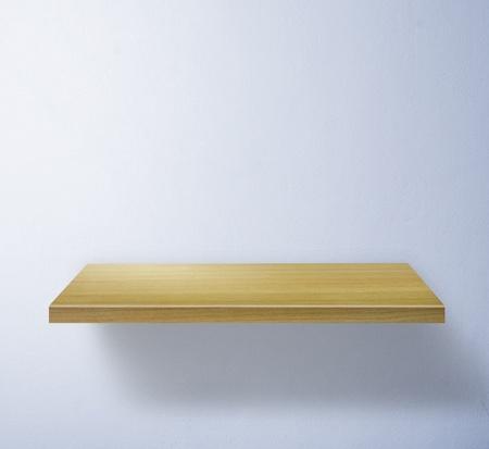 shelf for exhibit Stock Photo - 9670637