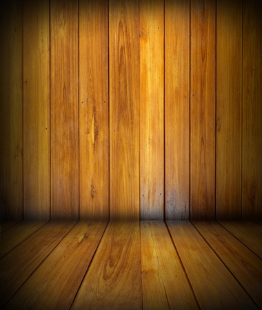 wooden planks interior  photo