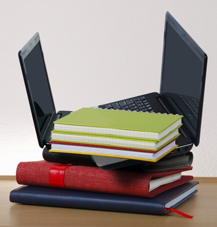 Laptop and notebooks photo