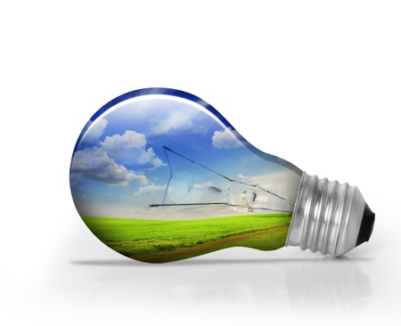 bulb: light bulb