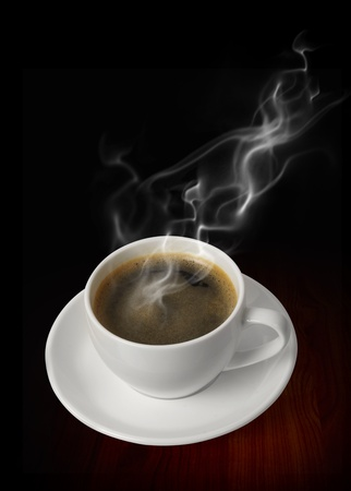 coffee shops: Coffee  Stock Photo