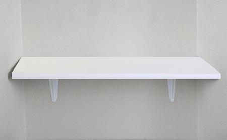Empty shelf for exhibit Stock Photo - 10190776