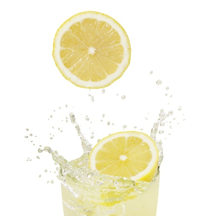refreshed: Lemon juice
