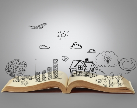 writing book: book of fantasy stories