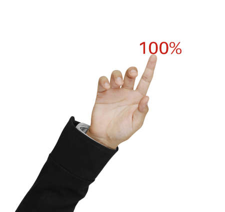 hand ands 100  growth Stock Photo - 12811893