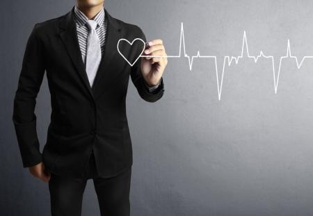 tachycardia: Medicina, Dibujo a mano
