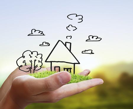 bienes raices: Idea Inmobiliaria, casa de la celebraci�n