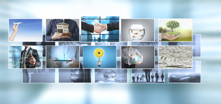 data transmission: Digital photo album, new technology