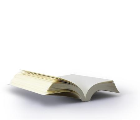 libro abierto: El libro de historias de fantasía