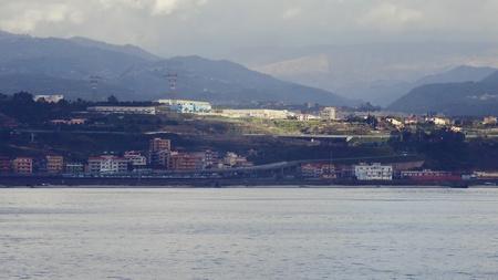 Messina coast