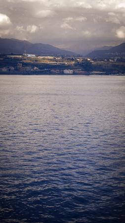 MEditerranean Sicily coast