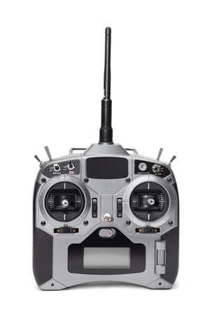Radio remote control isolated on white background Stock Photo - 6521000