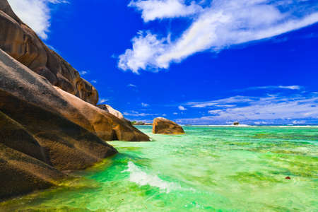 argent: Tropical beach - nature background