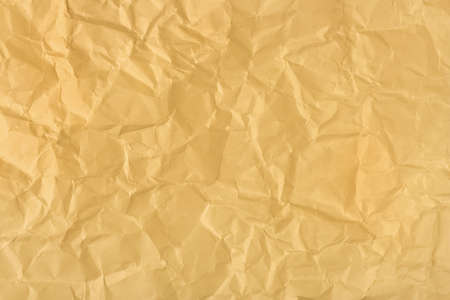 Crumpled wrapping paper texture - abstract background photo