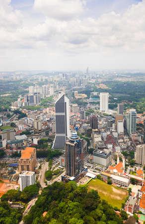 Kuala Lumpur (Malaysia) city view - architecture background Stock Photo - 11640937