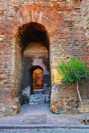 Fort at Istanbul Turkey - architecture background photo