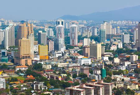 Kuala Lumpur  Malaysia  city view - architecture background photo