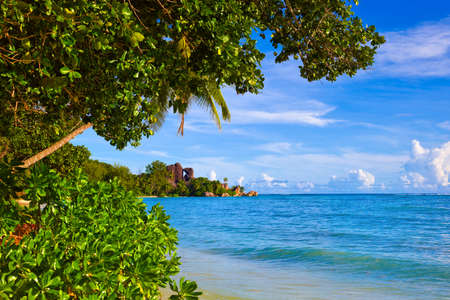 d argent: Tropical beach Source D Stock Photo