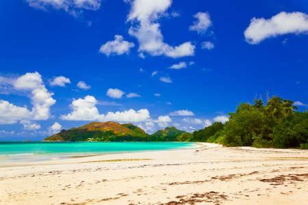 anse: Tropical beach Cote d