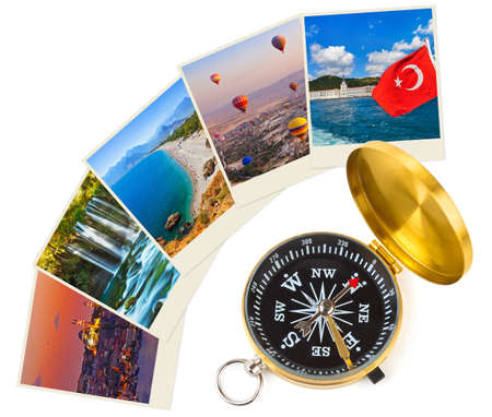 turkey beach: Turkey images and compass - nature and travel  my photos