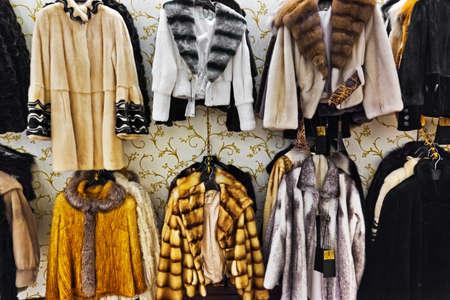 boutique shop: Clothing shop - fashion shopping background