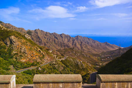 Mountains in Tenerife island - Canary Spain photo