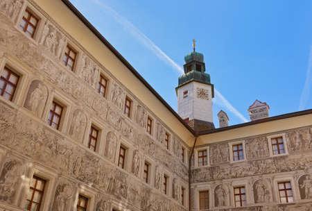 Palace of Ambras  Schloss Ambras  - Innsbruck Austria