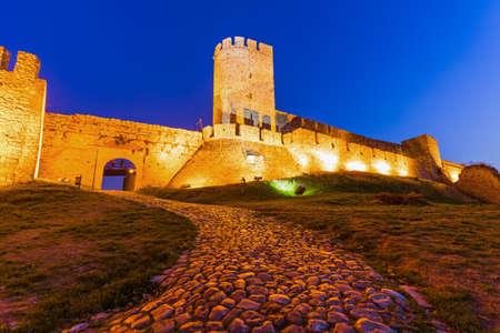 Kalemegdan fortress Beograd - Serbia - architecture travel background Editorial