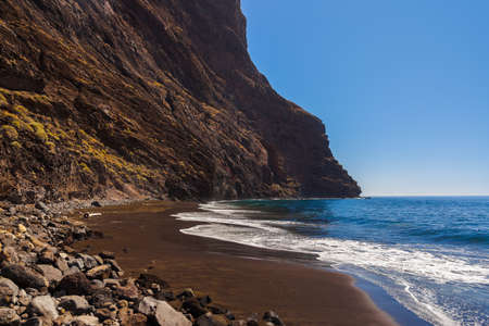 Beach Masca in Tenerife island - Canary Spain