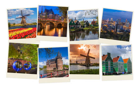 Netherlands travel images - nature and travel background (my photos)