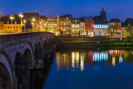 Maastricht cityscape - Netherlands - architecture background