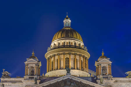 Saint Isaac Cathedral - Saint-Petersburg Russia