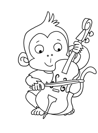 Violinmonkey123 #1 Royalty Free Photos, Pictures, Images And Stock ...