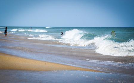ocean waves: waves on the ocean
