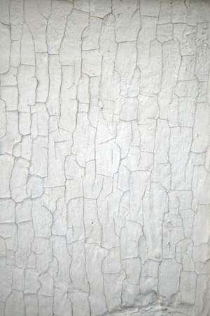 cracky: Closeup of cracky white colored surface