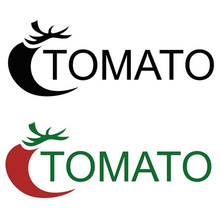 tomatoes vector illustration Vector
