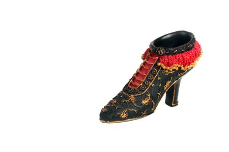 The female decorative shoe is used for an ornament of boutiques, houses and offices connected with modelling business.