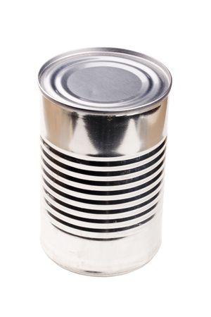 Private food uonteyner metal for long term storage. Stock Photo - 8075411