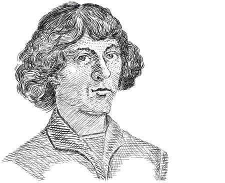 image of Nicolaus Copernicus. Copernicus was a Renaissance Astronomer.